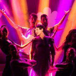 Αποθεώθηκε στην πρεμιέρα της στο Anodos Live Stage η Ελεωνόρα Ζουγανέλη