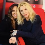 Η ραδιοφωνική συνάντηση της Αννίτας Πάνια με τη Ναταλία Γερμανού
