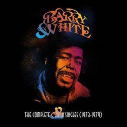 Barry White: Έρχεται η συλλογή 20TH CENTURY RECORDS SINGLES (1973-1979)