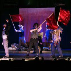 Επίσημη πρεμιέρα για το «Το Πορφυρό Νησί» στο θέατρο Άλφα.Ιδέα