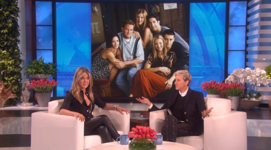 Η Jennifer Aniston αποκάλυψε αν θα γίνει reunion των «Friends»