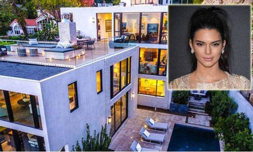 Δείτε την έπαυλη 6,5 εκατομμυρίων που αγόρασε η Kendall Jenner από την Emily Blunt