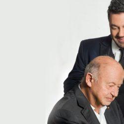 Μίμης Πλέσσας & Γιώργος Θεοφάνους: «Οι δρόμοι μας» στο Παλλάς