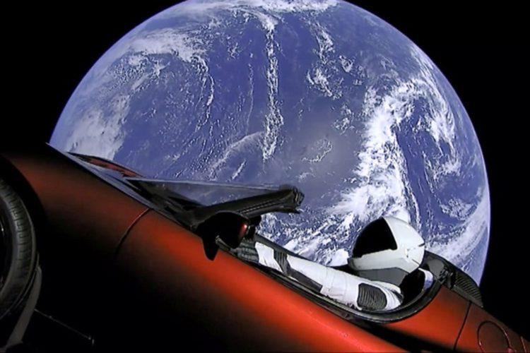 Καθ'οδόν προς Άρη-Δία ο πύραυλος της Space X