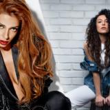 Δείτε πώς η Ελένη Φουρέιρα ευχήθηκε στη Γιάννα Τερζή για την συμμετοχής της στη Eurovision