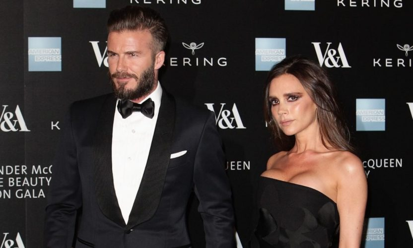 David Beckham: Η ανάρτηση για την 20η επέτειο γάμου του με την, Victoria