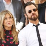 Η Jennifer Aniston γιόρτασε το Thanksgiving με τον Justin Theroux