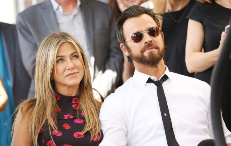 Justin Theroux για Jennifer Aniston: «Αγαπάμε ο ένας τον άλλον»