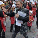 Η απάντηση του Χρήστου Φερεντίνου για το επεισόδιο στο καρναβάλι της Καλαμάτας!