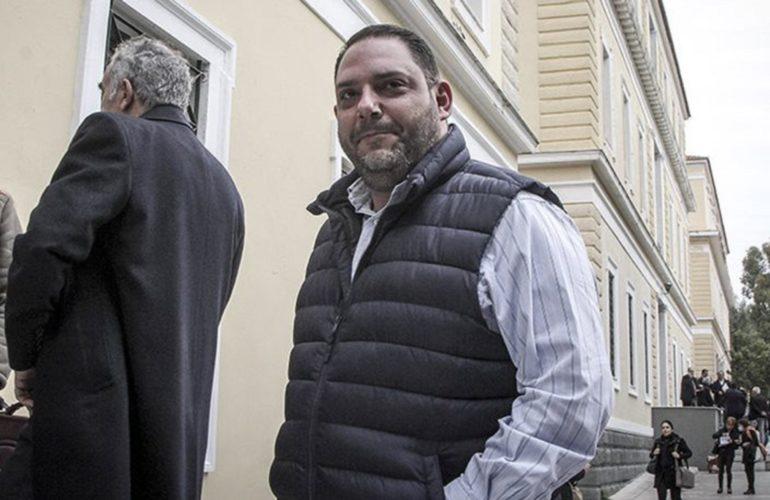 Φυλάκιση 8 μηνών με αναστολή για τον Στέλιο Διονυσίου
