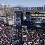 «March of our lives»: Μεγαλειώδεις πορείες στις ΗΠΑ