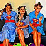 Super Woman στο θέατρο Χυτήριο