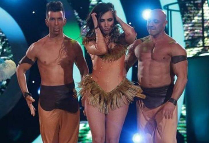 Εκτός Dancing With The Stars η Μάγκυ Χαραλαμπίδου