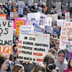 ΗΠΑ: Μαθητές κατά οπλοκατοχής