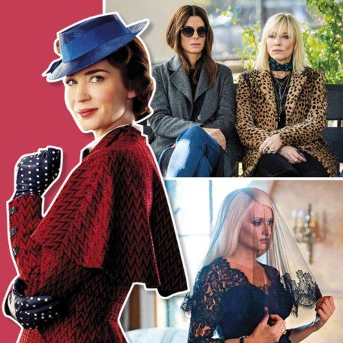Οι Top 5 ταινίες και σειρές που ανυπομονούμε να δούμε