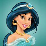 Γνωστή τηλεπερσόνα μεταμορφώνεται στην Πριγκίπισσα Jasmine και είναι αγνώριστη