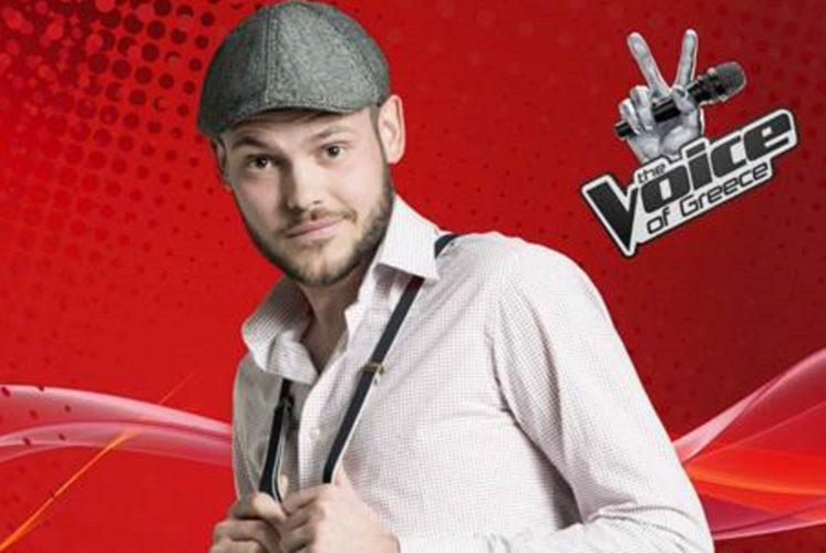 """Ο """"Πειρασμός"""" του νικητή του The Voice, τώρα και στα Αγγλικά"""
