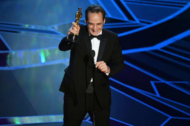 Oscar 2018: Δείτε την αναφορά του Alexandre Desplat στην Ελληνίδα μητέρα του