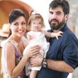 Ποινή φυλάκισης 10 μηνών με αναστολή για τον σύζυγο της Σίσσυς Φειδά