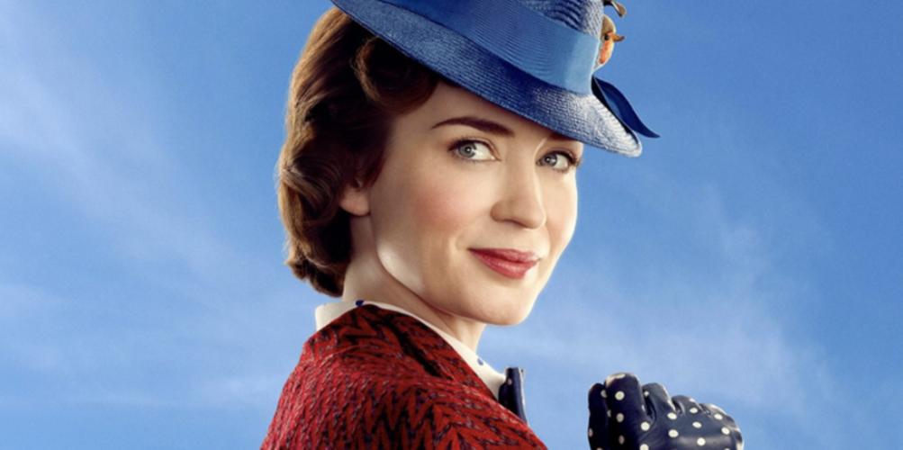 Η Mary Poppins επιστρέφει!