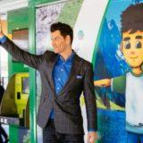 Ο Σάκης Ρουβάς ανακηρύχθηκε πρεσβευτής της Ανταποδοτικής Ανακύκλωσης