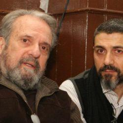 """Ο Κώστας Φαλελάκης """"σπάει"""" τη σιωπή του, δυόμιση χρόνια μετά τον θάνατο του Μηνά Χατζησάββα"""
