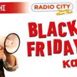 Sold Out ο Μάρκος Σεφερλής με το BLACK FRIDAY και 13 στη Θεσσαλονίκη!