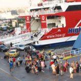 Αυξημένη η κίνηση στα λιμάνια για την έξοδο του Πάσχα