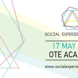 Το δεύτερο SOCIAL EXPERIENCE FORUM πλησιάζει!!