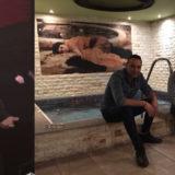 Ανδρέας Στάμος: Η επιτυχία στη Θεσσαλονίκη και η χαλαρωτική εξόρμηση σε spa