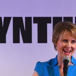 Cynthia Nixon: Κατάθεση ψυχής υπέρ των μαύρων γυναικών