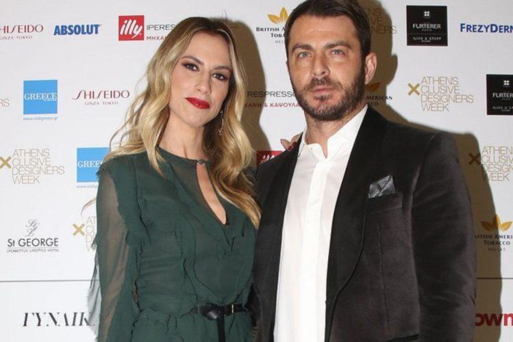 Ο Γιώργος Αγγελόπουλος απαντά στα δημοσιεύματα για τη σχέση του με τη Ντορέττα Παπαδημητρίου