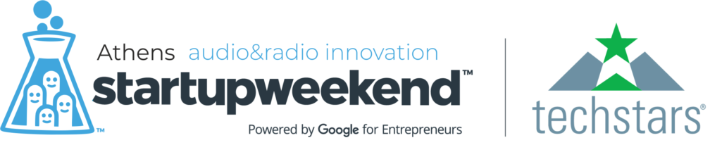 Startup Σαββατοκύριακο Ε. J:. ΤΟ AUDIO & RADIO INNOVATION edition
