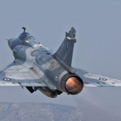 Alert! Πτώση μαχητικού αεροσκάφους Mirage 2000-5 στη Σκύρο