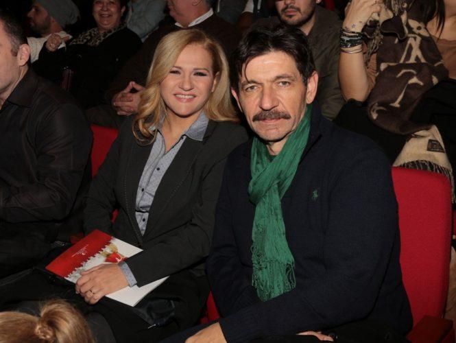 Η Μπέσυ Μάλφα και ο Γεράσιμος Σκιαδαρέσης μετά από καιρό μαζί στη σκηνή