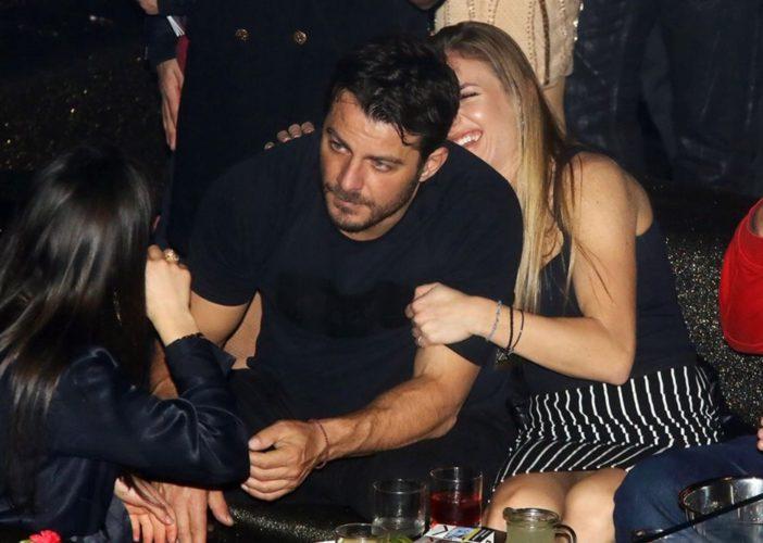 """Γιώργος Αγγελόπουλος: """"Με την Κατερίνα Δαλάκα δεν θα έλεγα ότι είμαστε φίλοι-φίλοι"""""""