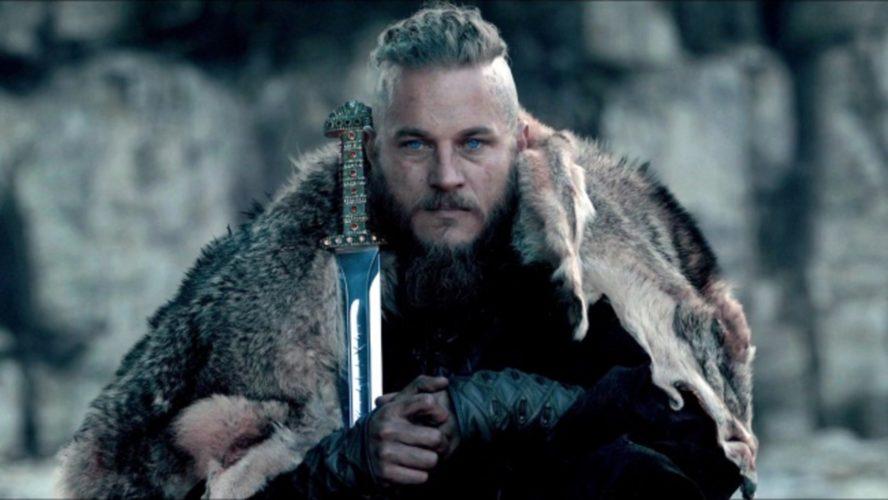 Ο βασιλιάς των Βίκινγκ, Regnar Lodbrog είναι στο Σούνιο