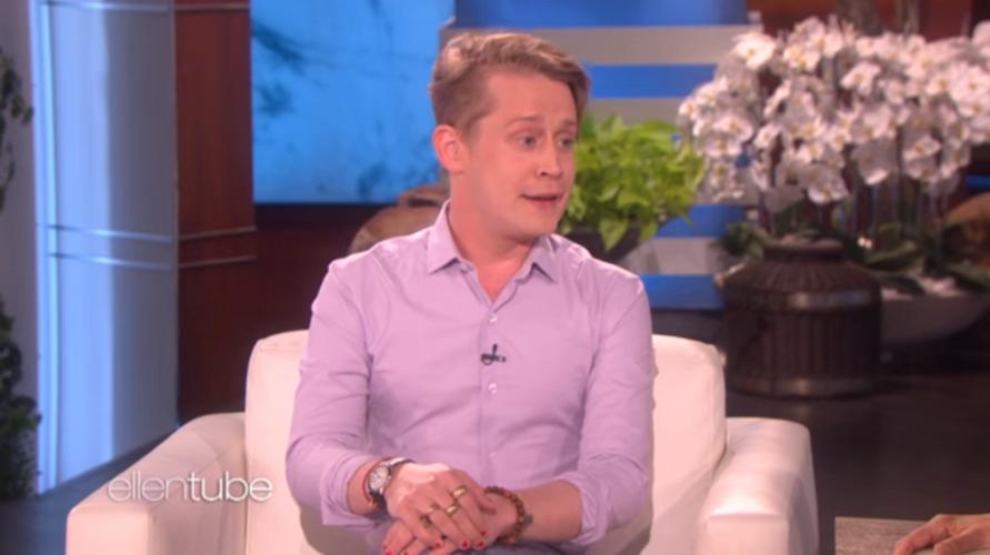 Ο Macaulay Culkin μιλάει στην Ellen DeGeneres για την συμμετοχή του στο «Μόνος στο Σπίτι»