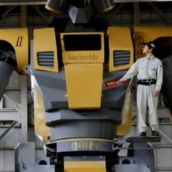 Έφτιαξαν ρομπότ ύψους 8,5 μέτρων στην Ιαπωνία