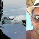 Νεκρός ο πιλότος του Mirage 2000, Γιώργος Μπαλταδώρος