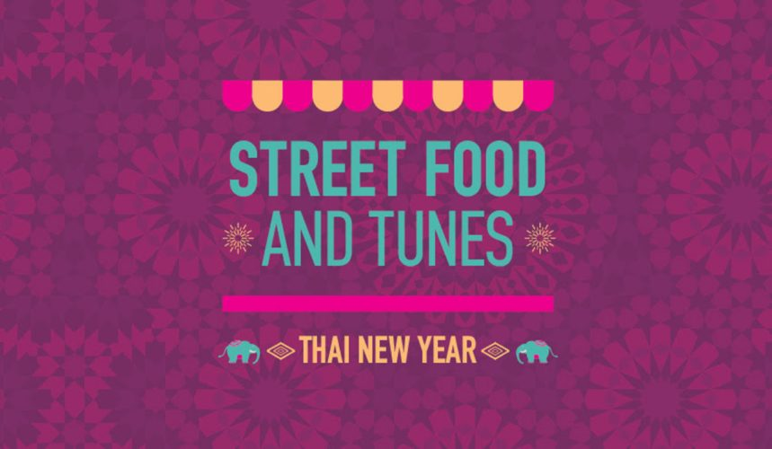 Street Food and Tunes: Thai New Year στη μέση της Άνοιξης | Buba Bistrot Exotique