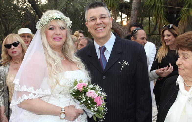 Παντρεύτηκε ο Δήμος Μυλωνάς