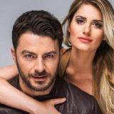 Η Ελεονώρα Αντωνιάδου αποκαλύπει πώς φιλάει ο Γιώργος Αγγελόπουλος
