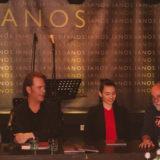Συνέντευξη τύπου και παρουσίαση νέας δισκογραφικής δουλειάς του Στέφανου Κορκολή