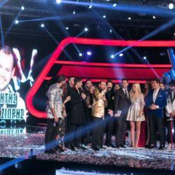 O νικητής του The Voice ανεβάζει στροφές!