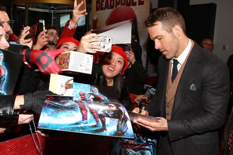Deadpool 2 - Εντυπωσιακή Πρεμιέρα στη Νέα Υόρκη