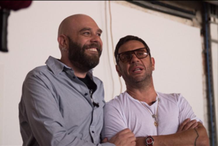 Επεισόδιο 4 - Ο Γιώργος Μαζωνάκης και ο Μιχάλης/Stavento στο studio για ένα 24ωρο