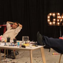 Επεισόδιο 3 - Ο Γιώργος Μαζωνάκης και ο Μιχάλης/Stavento στο studio για ένα 24ωρο
