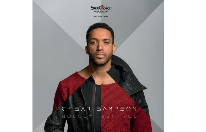 CESAR SAMPSON // NOBODY BUT YOU // EUROVISION 2018 - ΑΥΣΤΡΙΑ