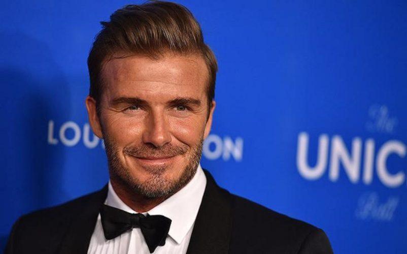 Ο David Beckham μαγείρεψε το κυριακάτικο γεύμα μαζί με τα παιδιά του